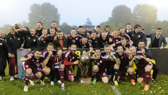 baltic cup 2014,baltijas kauss 2014