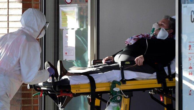 Spānijā no Covid-19 mirušo skaits pārsniedz 20 000