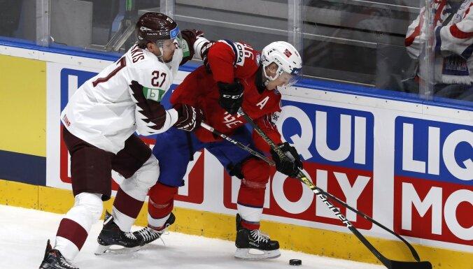 Латвия сыграет с Норвегией: этот матч может стать решающим в борьбе за выход в четвертьфинал