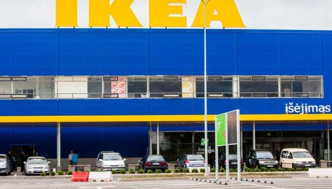 ФОТО: выяснилось, когда в Вильнюсе откроется Ikea