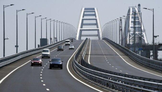 В ЕС согласовали расширение списка санкций против РФ за Крымский мост