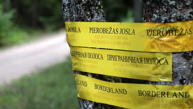 Из гуманных соображений в Латвию пустили еще шесть нелегалов