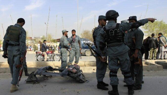 При взрыве в Кабуле погибли девять человек