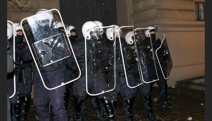Спецслужбы: возможны акции протеста и беспорядки