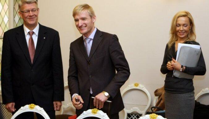 Портал: рейтинг партии Затлерса опустился ниже 5%