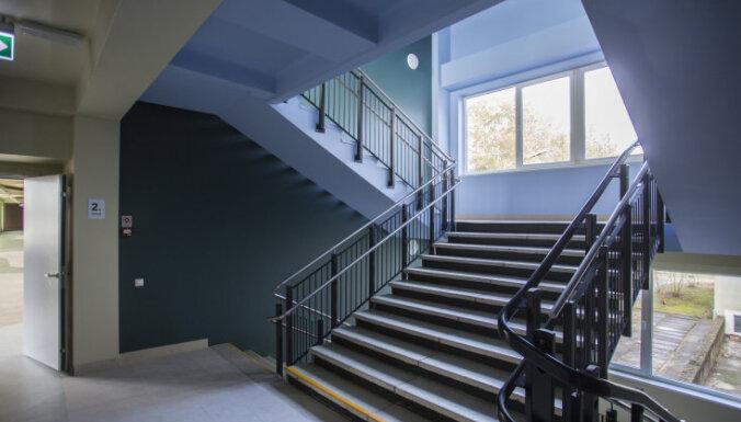 В Лиепае завершена модернизация 2-й средней школы имени А.Пушкина