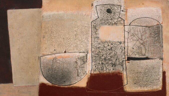 Atklās Māras Vaičunas mazformāta gleznu izstādi