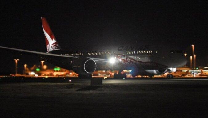 Совершен первый беспосадочный рейс из Австралии в Лондон