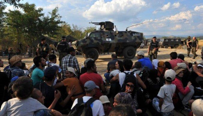 Болгария укрепила границу с Македонией из-за беженцев
