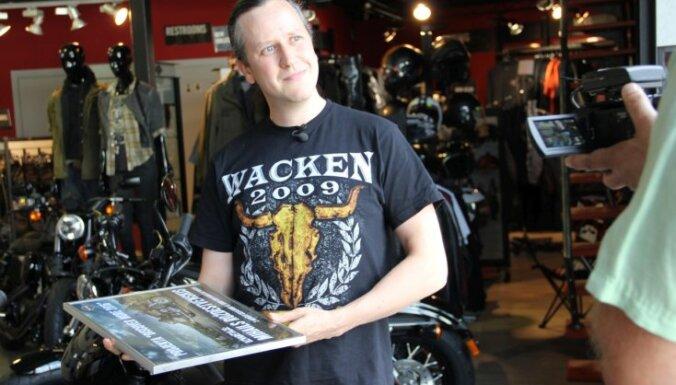 'Harley-Davidson' konkursā 'Discover More' uzvarējis pārstāvis no Latvijas