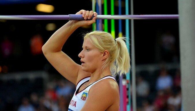 Латвийская паралимпийка завоевала второе золото на ЧМ по легкой атлетике