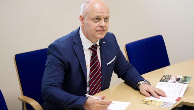 Arnis Veinbergs: Jaunās olu ražotnes projekts pavērs biznesa attīstības iespējas daudziem Latvijas uzņēmumiem