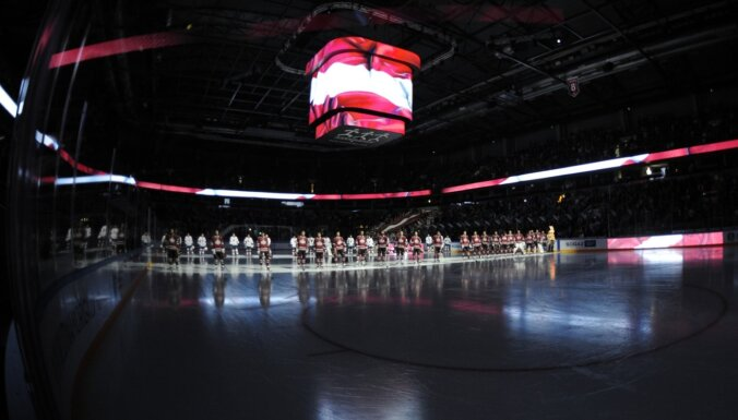 Video: Ieskaties Rīgas 'Dinamo' spēles aizkulisēs