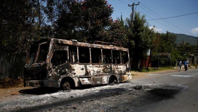 Situācija Etiopijā saasinās: valdība izsludina ārkārtas stāvokli