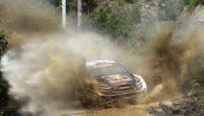 Atcelts arī Somijas WRC posms