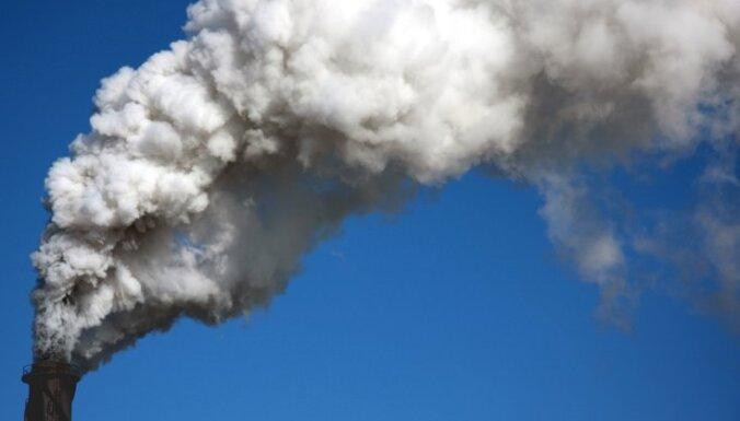 Pētījums: vides stāvoklis rūp 90% ES iedzīvotāju