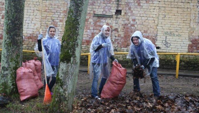 В 2018 году субботники прекратятся, и Латвия станет чистейшей страной мира