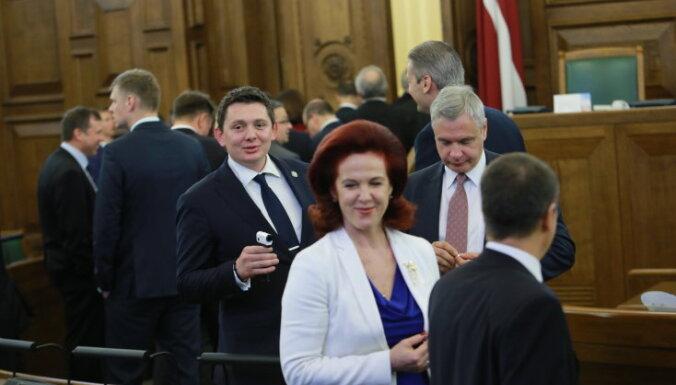 Аболтиня: Нацблок предает коалицию, правительство может рухнуть. Буду метить в премьеры