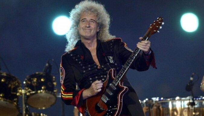 Гитарист группы Queen выпустил парфюм с запахом барсука