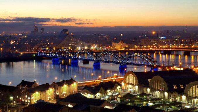 Rīga atzīta par skaistāko Eiropas pilsētu