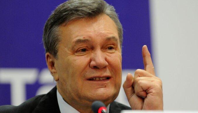 """Янукович: европейские министры меня """"кинули как лоха"""""""