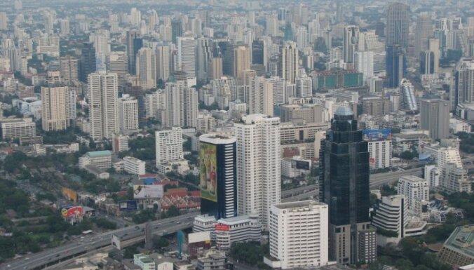 Laipni lūgti Bangkokā!