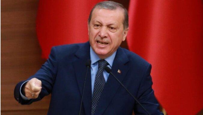 Эрдоган заявил о возможном отказе от переговоров по вступлению в ЕС