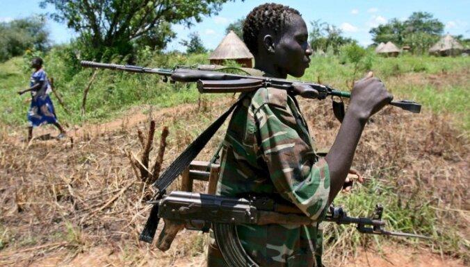 Nemiernieku uzbrukumā Dienvidsudānā nogalināti 103 cilvēki
