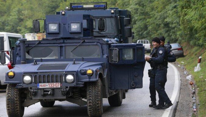 Сербия и Косово снимают блокаду пограничных переходов