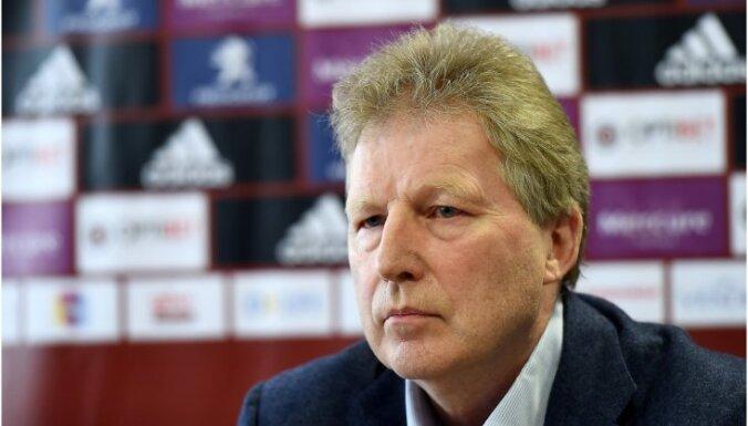 Старков вызвал сразу пять новых игроков в сборную Латвии