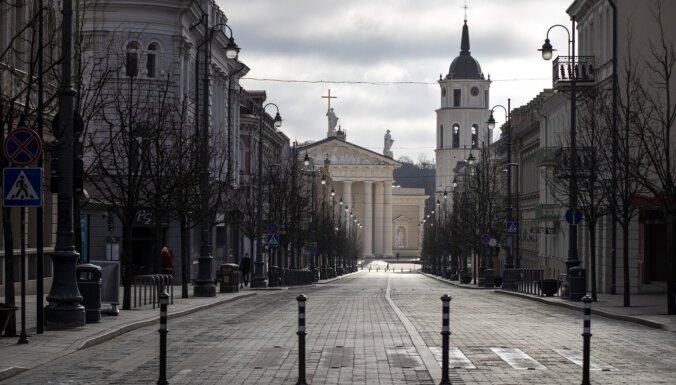 Без маски не выходить: в Литве вступили в силу новые ограничения