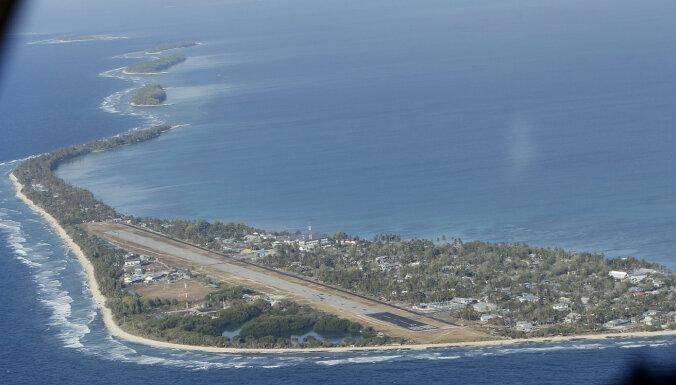 Tuvalu atsaka Ķīnai; uzsver attiecību nozīmi ar Taivānu