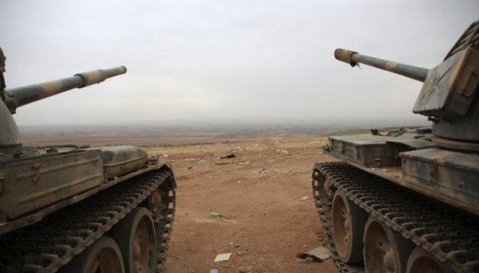 """Сирийские повстанцы угрожают России """"новым Афганистаном"""""""