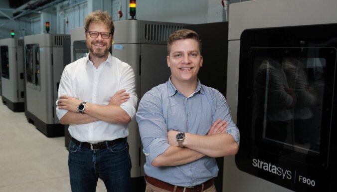 Латвийская фирма приобрела индустриальные принтеры для создания крупного парка 3D-печати