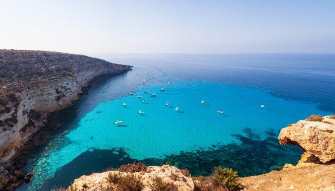 ТОП-9 чудесных мест в мире с невероятно прозрачной водой