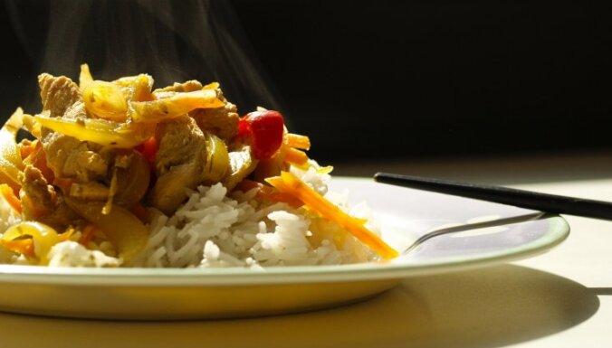 """Дело вкуса"": Куриное филе в соусе терияки от Натальи Олесик"