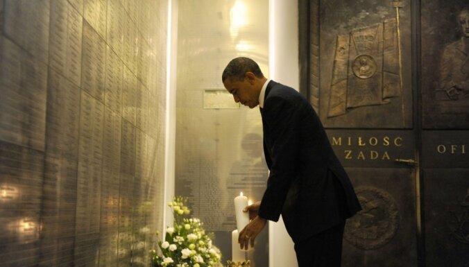 Оговорка Обамы привела к дипломатическому скандалу