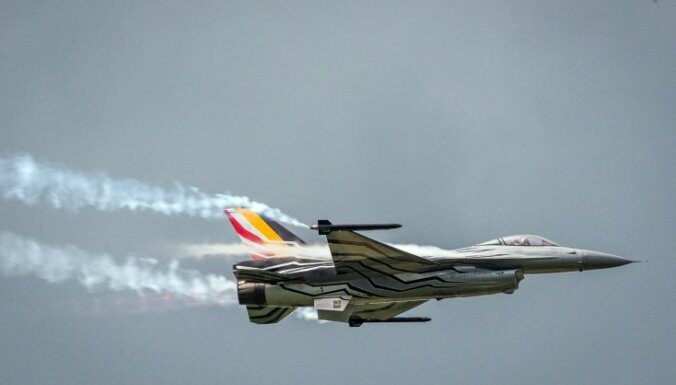 Патрульная миссия НАТО в Балтии на треть сокращает количество самолетов