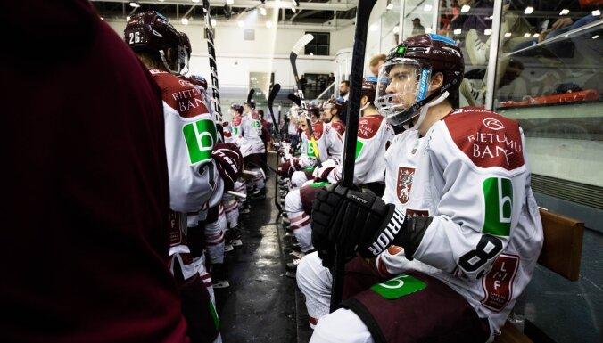Daugaviņš, Indrašis, Ķēniņš – pret Krieviju jau spēlēs vairāki Latvijas izlases līderi