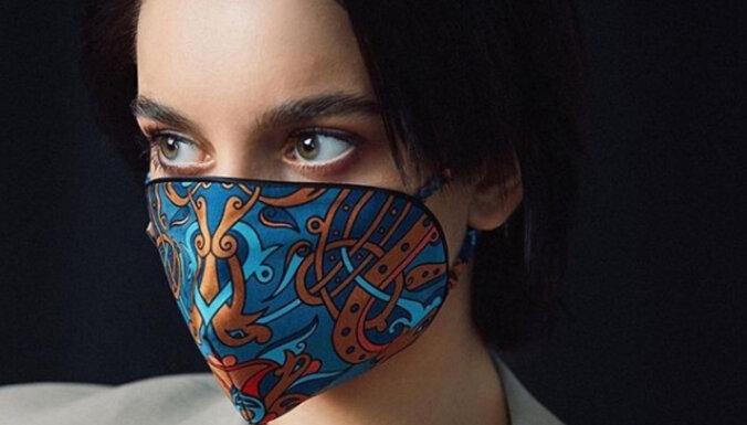 Ученые призывают носить защитные маски из шелка. И вот почему