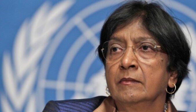 Верховный комиссар ООН по правам человека: сепаратистов надо судить в Гааге