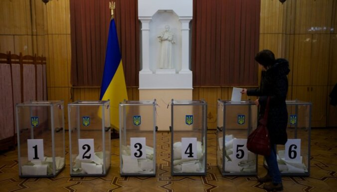 На Украине проходят парламентские выборы: ДНР и ЛНР не голосуют
