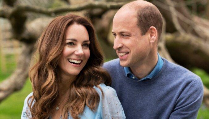 Aprit desmit gadu kopš prinča Viljama kāzām ar Keitu Midltoni