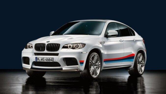 """Пограничники задержали """"близнеца"""" BMW X6 из Риги"""