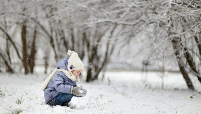 Ziema Latvijā bijusi siltāka par normu