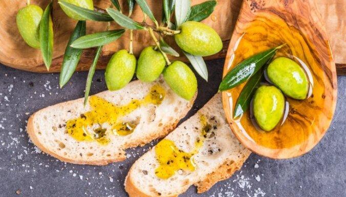 Диетологи: самый здоровый перекус — это оливки