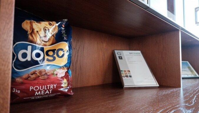 Uzraugs ļauj 'Baltic Agro' iegādāties suņu barības 'Dogo' ražotāju