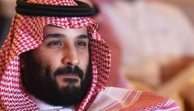 Hašogi līgava iesūdz ASV tiesā Saūda Arābijas kroņprinci