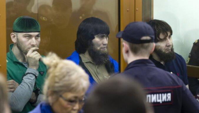 Верховный суд РФ смягчил приговор убийцам Немцова