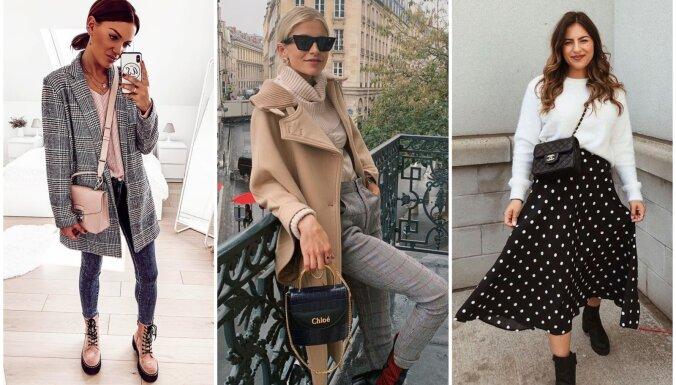 ФОТО. Как одеваться в октябре: 31 идея стильных комбинаций на каждый день